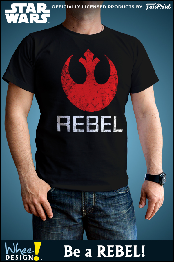 New Star Wars T-Shirt Design!