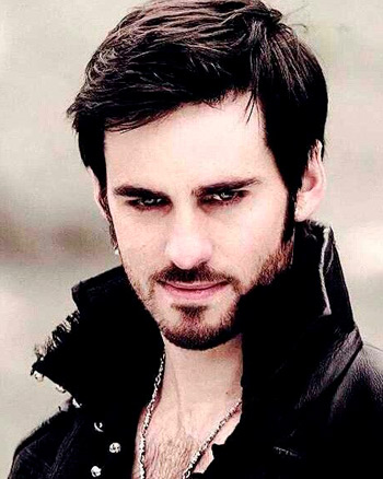 Sexy Captain Hook Giving You the Look
