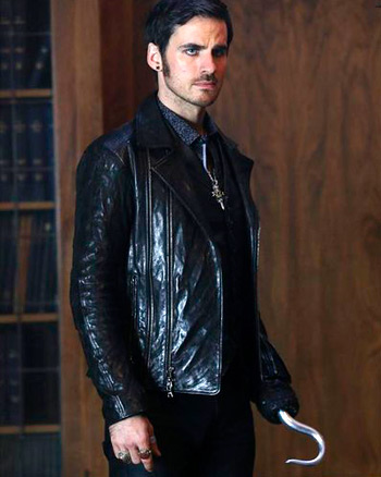 Colin O'Donoghue as Killian Jones